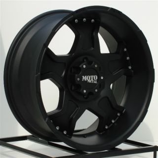17 inch Black Wheels Rims Chevy Truck GMC 1500 6 Lug