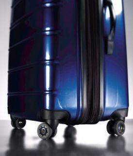 Samsonite 28 Rolling Upright Suitcase Hard Shell Case Spinner Wheels