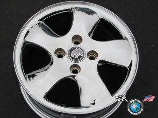 99 02 Mercury Cougar Factory 15 Chrome Wheels Rims