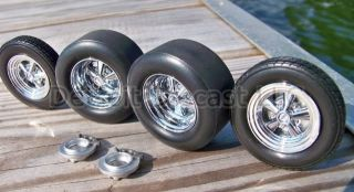 On which models can I use these Detroit Diecast Cragar S/S wheels?
