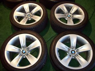 18 BMW Factory Wheels Tires 530 525 528 535 545 550 E60 530i 528i 535i