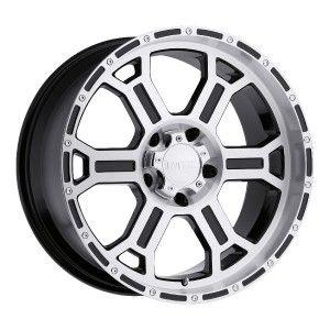 16 inch V tec raptor wheels rims 6x5.5 6x139.7 / Silverado Sierra 1500