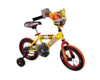 New Dynacraft Boy s Hot Wheels Bike 12 Inch