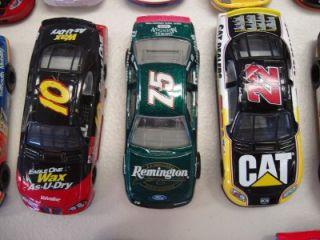 Lot 42 NASCAR 1/64 Scale Diecast Cars Matchbox, Hotwheels, Motorsport