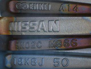 Nissan Maxima G35 FX35 FX45 M45 Chrome Wheels Rims Set of 4