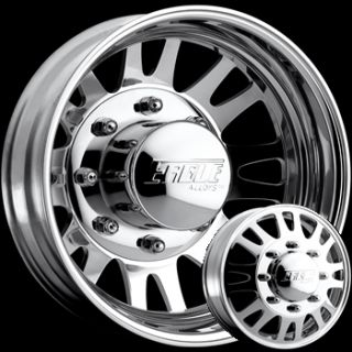 19 5x6 Polished American Eagle 56 Wheels 8x6 5 0 Dodge RAM Dually 3500