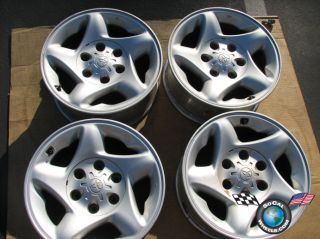 01 04 Toyota Tacoma Factory 16 Wheels Tundra 4Runner T1