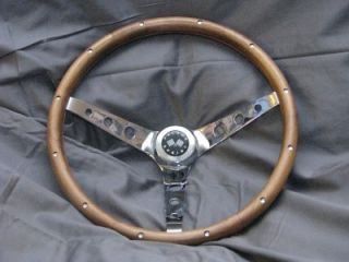 60 61 62 63 64 65 66 67 68 69 70 Ford Falcon Sprint Wood Steering