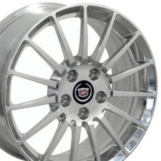 18 Rims Cadillac XLR Wheel 4639 Polished 18x8