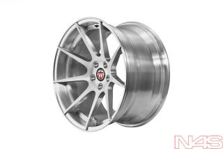 Audi A7 Two Piece Forged Deep Concave Staggered Wheels Rims