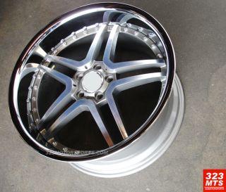 19 inch Mercedes Benz MBZ C E L CLK Class Wheels Rims
