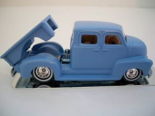 Hot Wheels Ultra Hots 50s Chevy Truck Blue