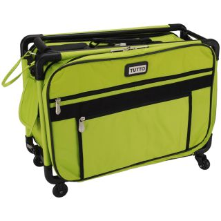Lime TUTTO Machine on Wheels Case 20x13x9 4220mA M Lime