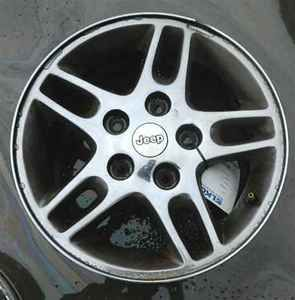 02 03 04 Grand Cherokee 16 Aluminum Wheel Rim LKQ