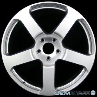 22 Hyper Silver Wheels Fits Porsche Cayenne Audi Q7 VW Touareg TDI