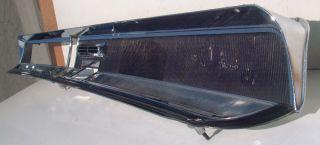 66 67 1966 Buick GS Skylark Dash Bezel