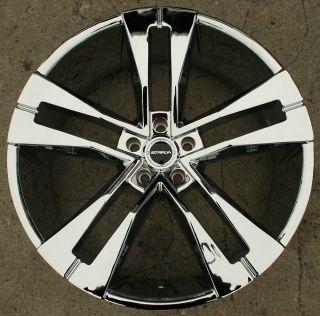 Razza 22 Chrome Rims Wheels Honda Odyssey Pilot 22 x 8 5 5H 40