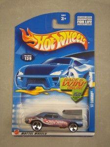 Hot Wheels 2002 67 Camaro 139
