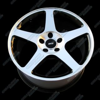 18x9 Mustang Style Replica Machined Wheel Rim 1pc New