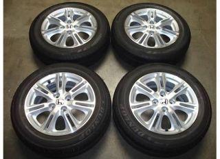 15 Honda Insight Wheels Rims Tires 10 12 EX Hybrid 11 64004 Fit Civic