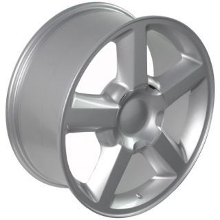 20 Tahoe Wheels 20x8 5 Rims Fit Chevrolet GMC Cadillac Set