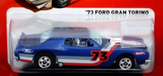 Hot Wheels The Hot Ones Series 73 Ford Gran Torino