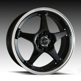 17 Mod Tech 148 Rim Wheels 4x114 3 100 Ford VX3 ZX2 Focus SVT Aspire