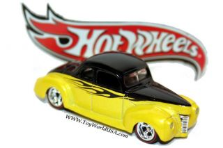 2006 Hot Wheels Treasure Hunt 40 40 Ford Coupe