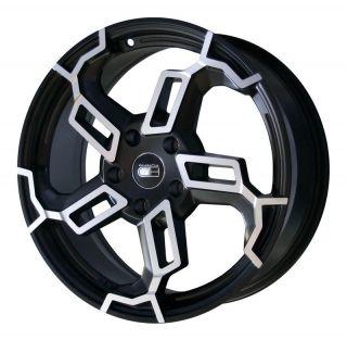 17 HD Swich Black and Machined Wheels Rims BMW Z4 Z3 325 328 330