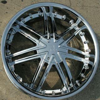 Polo Lupus 981 20 Chrome Rims Wheels Acura TL 09 Up 20 x 8 5 5H 38