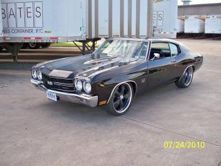 17 Coys C5 Matte Black Wheels Camaro Bel Air Impala Chevelle Nova El