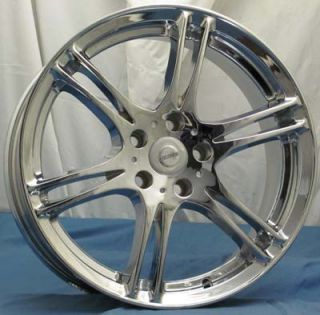 17 Ace Chrome Wheels 5 Lug Rims
