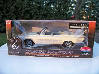 18 Highway 61 BYC Light Beige 1964 Hemi Dodge 330 Super Stock