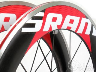 SRAM S80 700c Carbon Road Bike Wheels Wheelset Shimano
