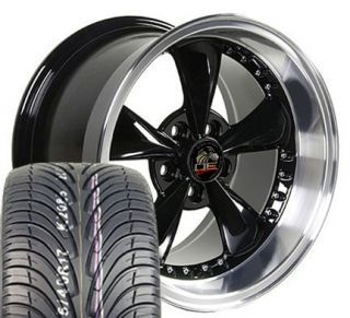 Bullitt Wheels Nexen Tires Bullet Rims Fit Mustang® GT 94 04