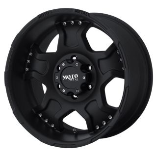 MO957 MO95789063712N 18x9 12mm Offset 6x135 Matte Black Rim