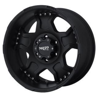 MO957 MO95789063712N 18x9 12mm Offset 6x135 Matte Black Rim