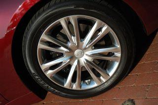 Hyundai Genesis Sedan Center Cap Wheel Cover Silver for 18 Wheel Rim