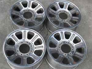 05 10 Ford F250 18 King Ranch Wheels 18x8 LKQ