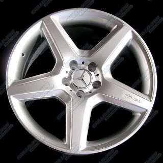 CL CLK Series Wheels 19x8 5 Rims with Central Caps 4 New