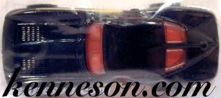 63 Split Window Corvette Getty Black Hot Wheels 1991