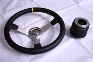 MK1 S6 Steering Wheel Hub Adapter Pontiac Fiero SE GT