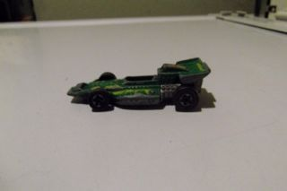Vintage Hot Wheels Redline El Ray Special Flying Colors Series