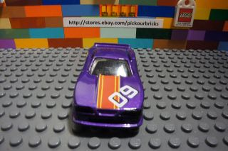 Hot Wheels Purple 1997 Ford Mustang Cobra Rubber Tires Diecast Muscle