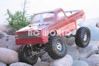 RC Truck Body 1 10 Crawler Body Shell Ford Truck