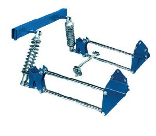 Heidts RB 110 Rear Suspension 4 Link Chevy Truck Kit