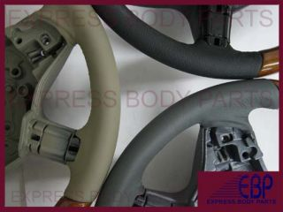 Mercedes Benz Steering Wheel ml W164 ML350 ML500 Tan Beige Leather