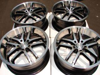 18 Effect Wheels Rims 5 Lugs Toyota Camry Celica Corolla Matrix VW