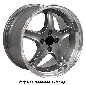 OE Wheels 8181865 Mustang Cobra R 98 Deep Dish Style