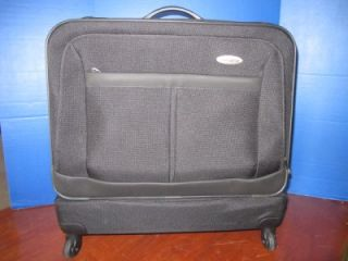 Samsonite Pavilion Spinner Suitcase Wheels Garment Bag Luggage